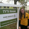 Hard Bargain Center renamed Ty's House
